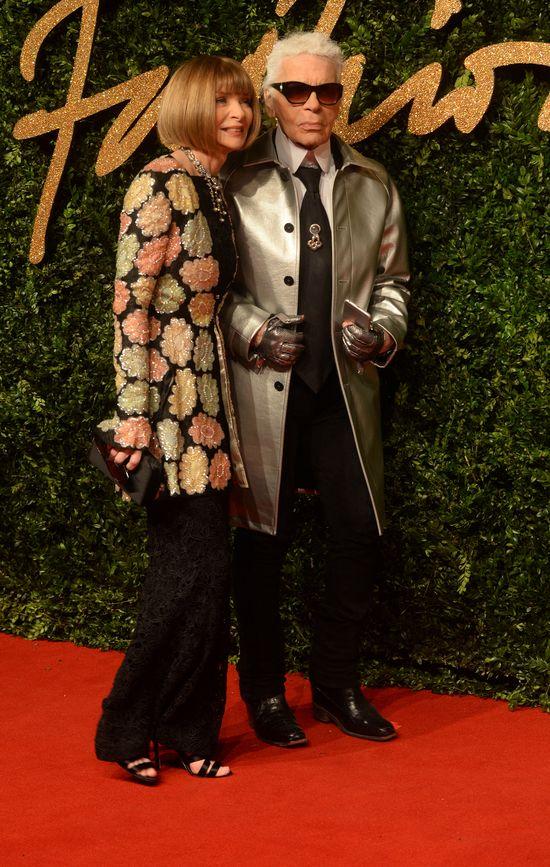 Gwiazdy na British Fashion Awards (FOTO)