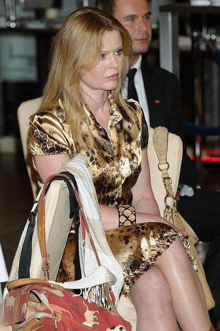Magda W�jcik pomyli�a premier� z safari? (FOTO)
