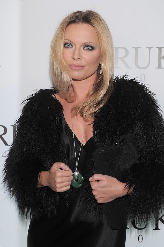 Anna Maria Jopek SAMA na promocji biżuterii (FOTO)