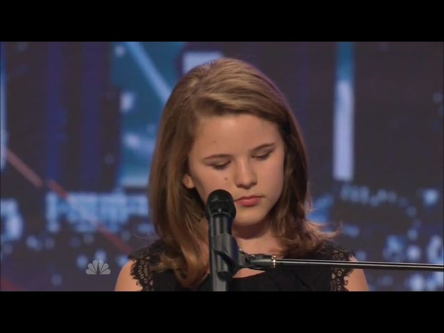 10-letnia Anna Christine sprawi, �e b�dziecie mie� ciarki!
