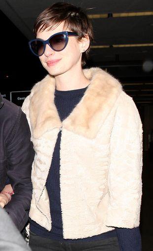Anne Hathaway o tym, jak schudła do roli w Nędznikach