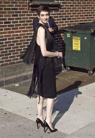 Anne Hathaway w ciąży?
