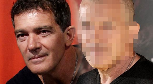 O rany! Co się stało z Antonio Banderasem?! (ZDJĘCIA)