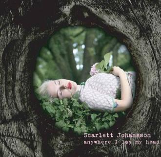 Okładka płyty Scarlett Johansson