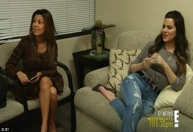 Kim Kardashian będzie miała CÓRECZKĘ! [VIDEO]