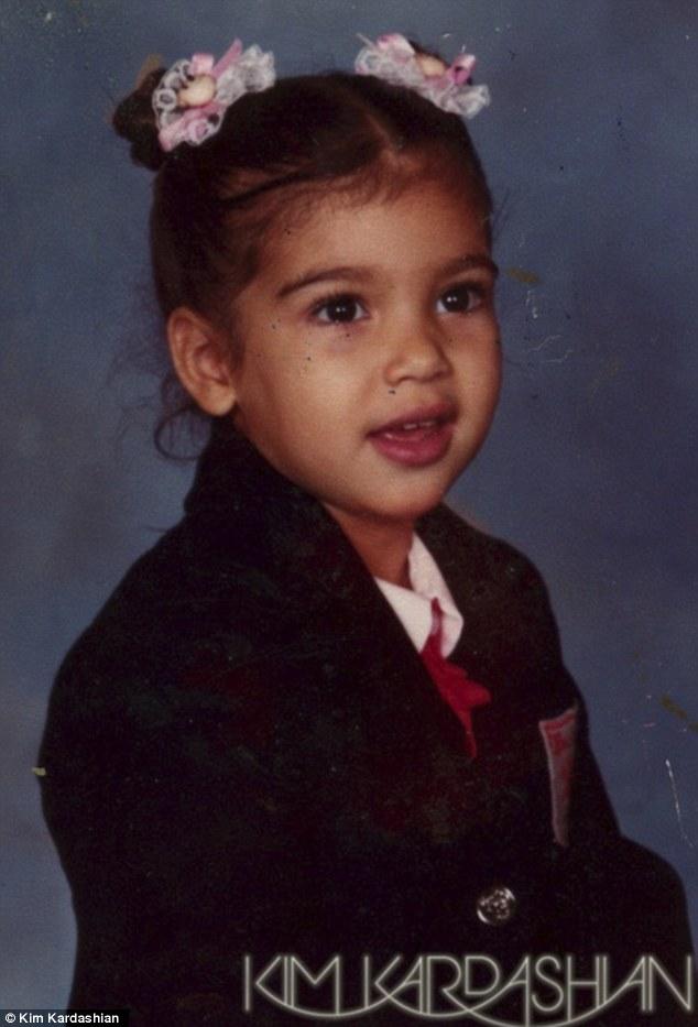 Kim czy Kanye - do kogo podobna jest mała Nori West?