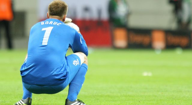 Artur Boruc ODCHODZI z reprezentacji Polski w piłce nożnej