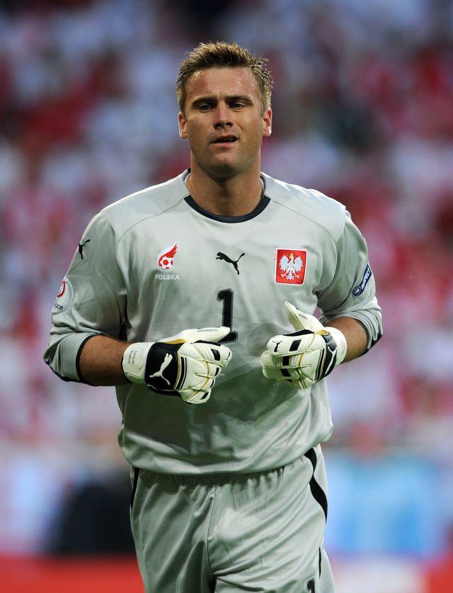 Artur Boruc ODCHODZI z reprezentacji Polski piłce nożnej