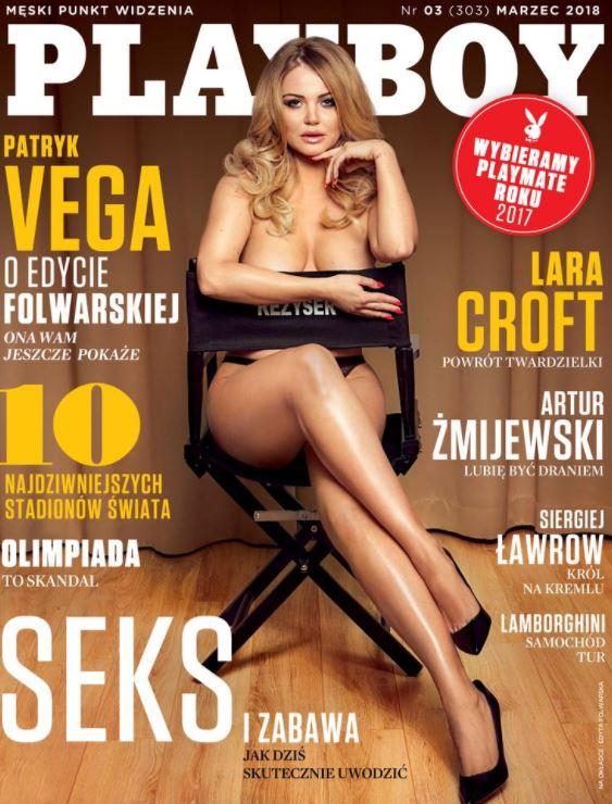 SZOK! Rozebrała się w Playboyu: Zrobiłam to dla MOICH FANÓW