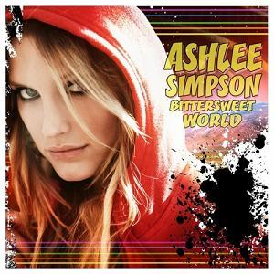 Okładka nowej płyty Ashlee Simpson