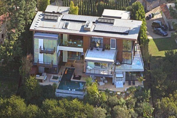 Tak mieszka Ashton Kutcher i Mila Kunis (FOTO)
