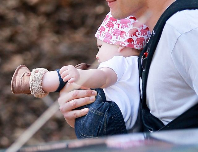 Ashton Kutcher - tatuś idealny? (FOTO)