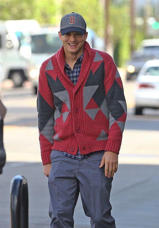 - Ej, koleś... - Co? - Nic, fajny sweterek! (FOTO)