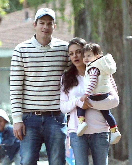 W tym momencie Mila Kunis zakochała się w Ashtonie Kutcherze