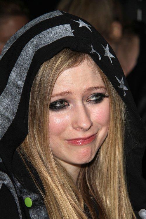 Jak Chad Kroeger wstydzi� si� Avril Lavigne