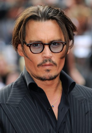 Powalający Johnny Depp