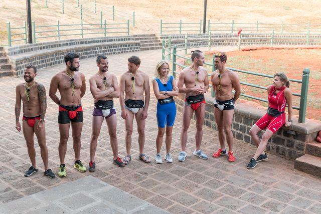Tymczasem uczestnicy Azji Express pokazują... ciała (ZDJĘCIA)