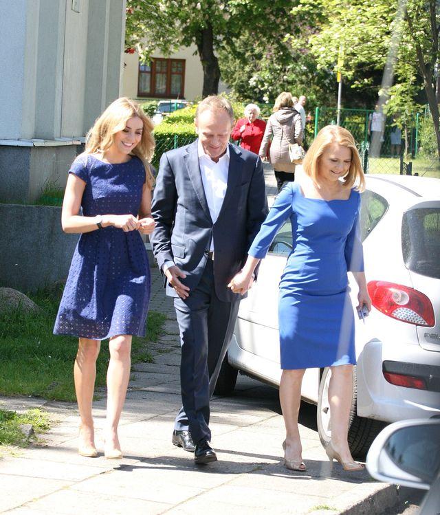 Donald Tusk z rodziną – prywatna twarz polityka