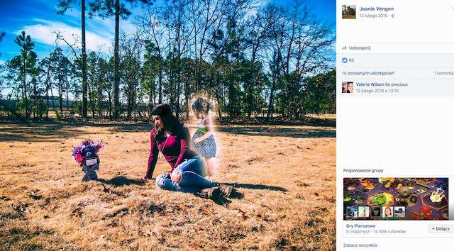 Te zdjęcia ze zmarłą dziewczynką, kryją w sobie potworną tajemnicę