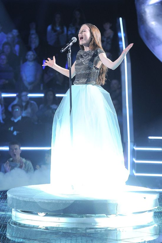 Katarzyna Sawczuk, The Voice of Poland