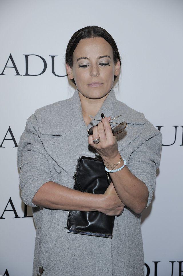 Anna Mucha na promocji marki Badura