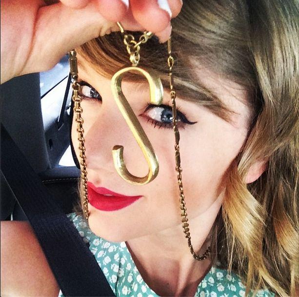 Taylor Swift, biżuteria
