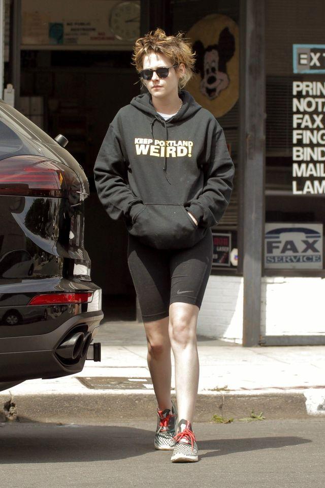 Kristen Stewart uczy, jak się totalnie OSZPECIĆ (ZDJĘCIA)