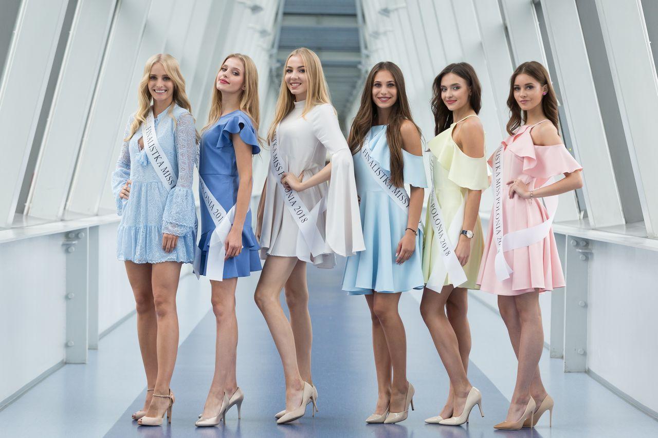 Finalistki konkursu Miss Polonia w Pytaniu na śniadanie
