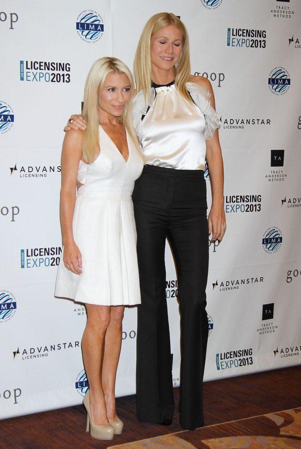 Tracy Anderson - to ona pomogła wyrzeźbić Madonnę, z nią ćwiczy Gwyneth Paltrow.