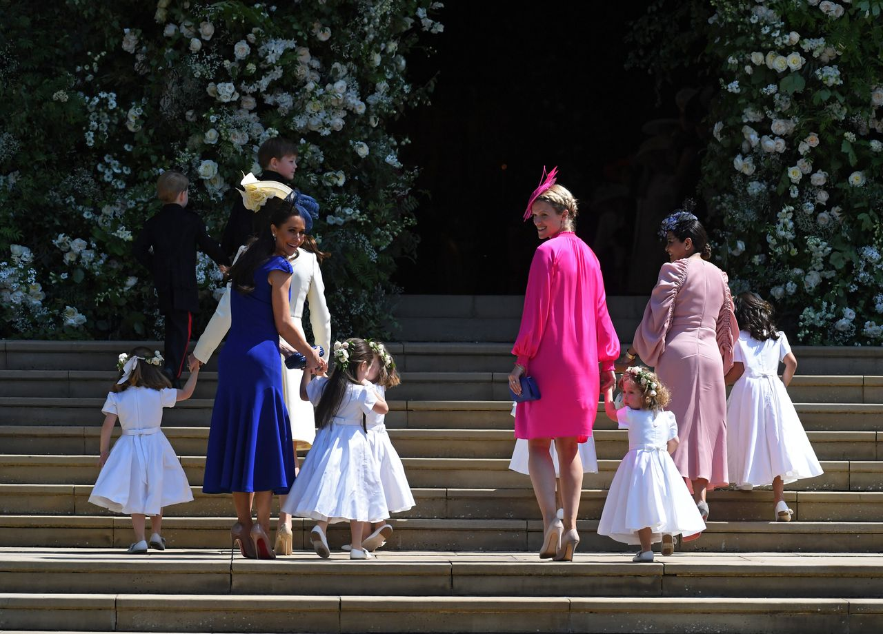 DZIWACZNA tradycja dotknie księżną Meghan, kiedy urodzi dziecko