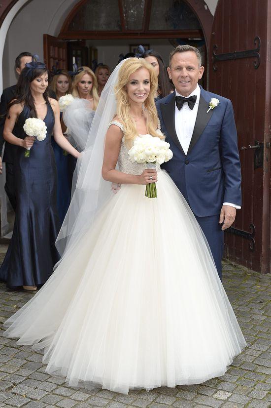Izabela Janachowska, Krzysztof Jabłoński, ślub