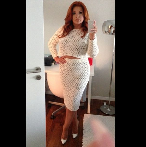 Marta Grycan jak Kim Kardashian