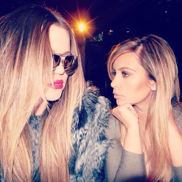 Kim Kardashian chwali si� figur� na Instagramie (FOTO)