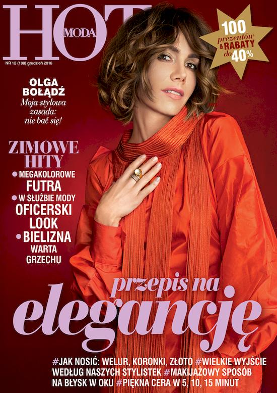 Olga Bołądź przyznaje: Jestem (trochę) blacharą