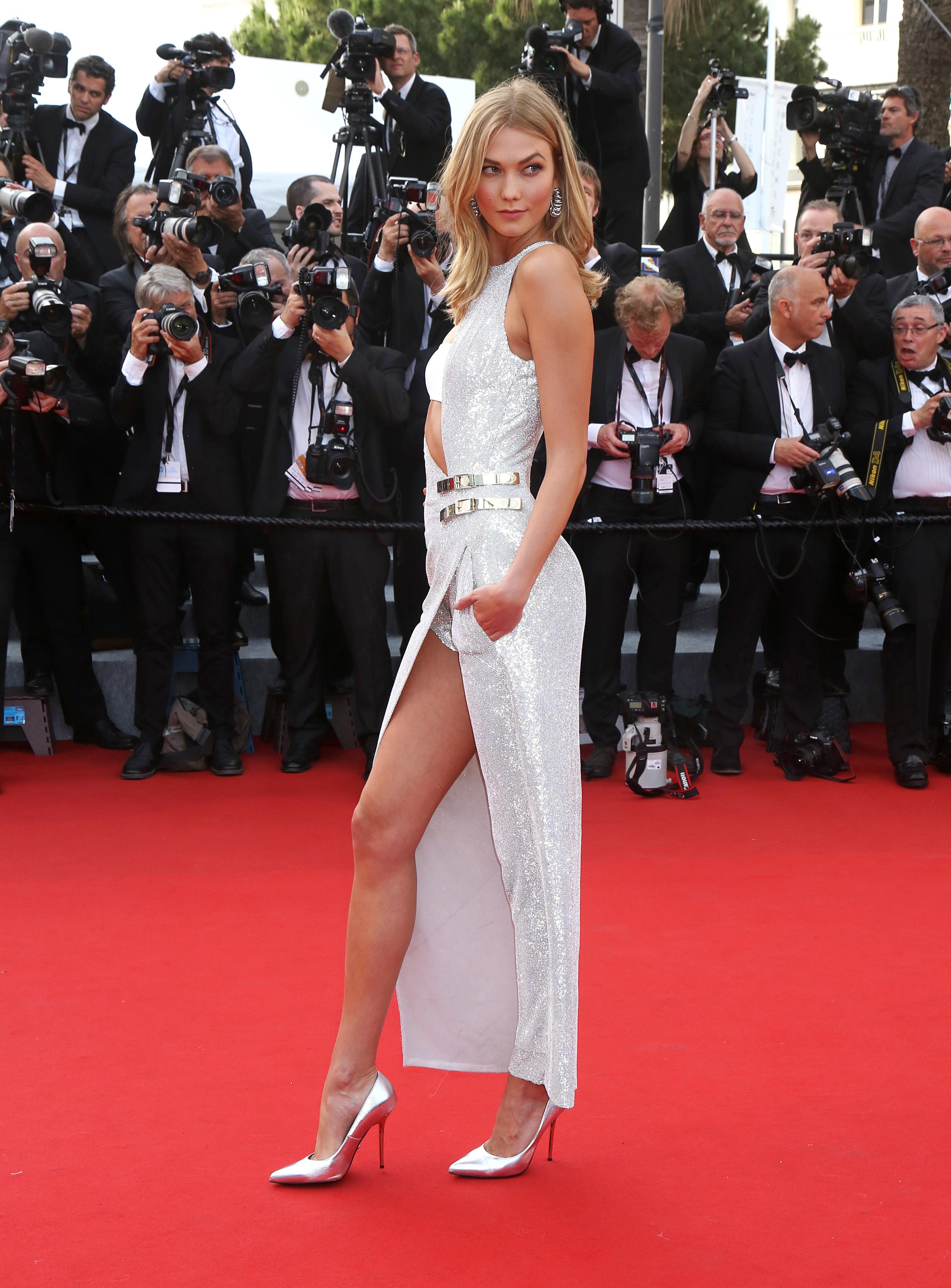 Gwiazdy na rozpoczęciu 68. Festiwalu Filmowego w Cannes