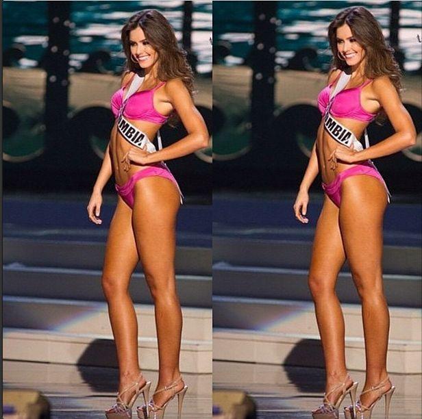 Paulina Vega, Miss Universe 2015