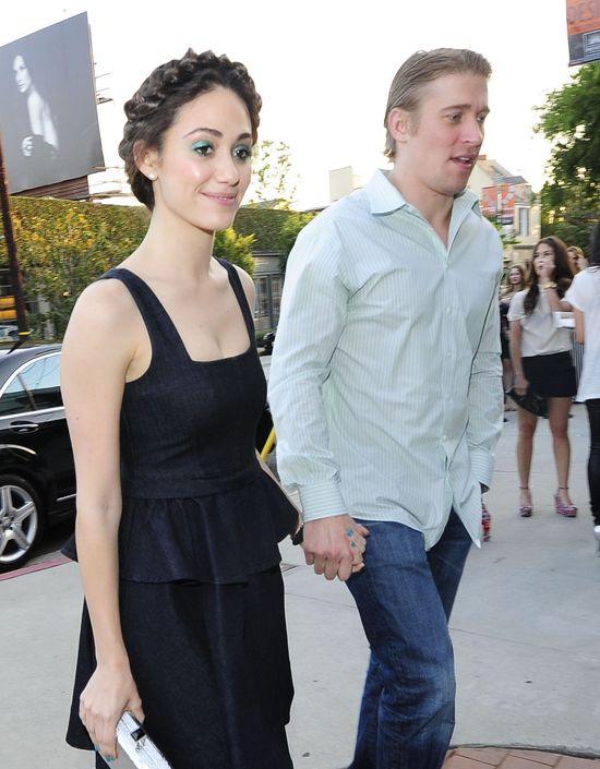 Emily Rossum i jej chłopak Tyler Jacob Moore