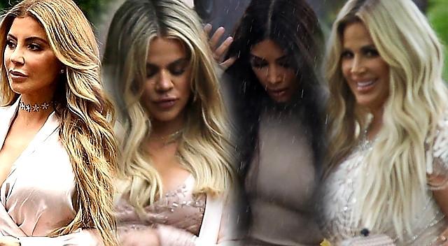 Goście baby shower Khloe Kardashian mają tego samego chirurga (ZDJĘCIA)