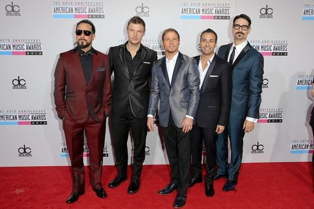 Backstreet Boys promuje nowy album (VIDEO)