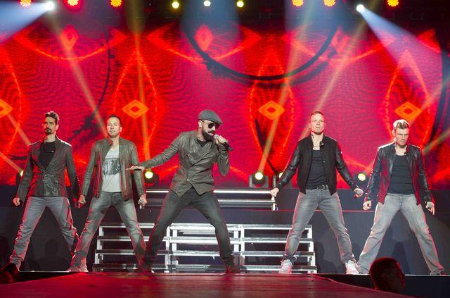 Backstreet Boys po 18 latach znów są w Polsce