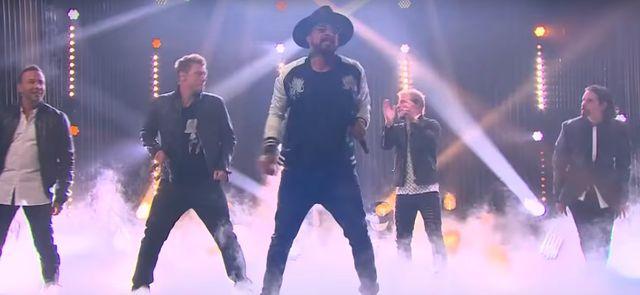 Backstreet Boys powracają!