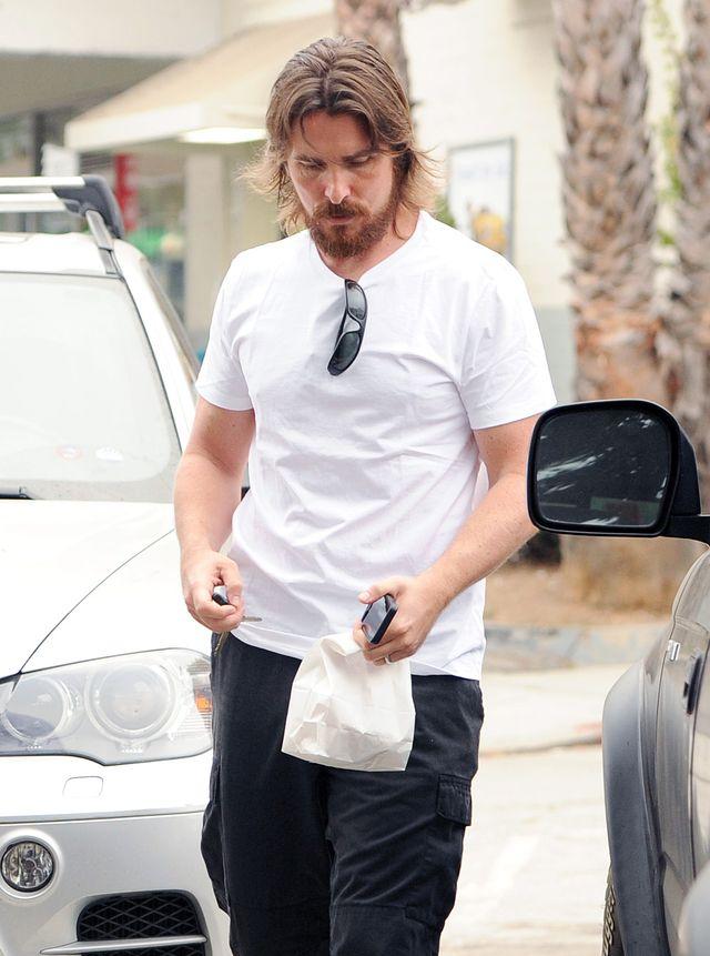 Christian Bale zazdrosny o rol� Batmana