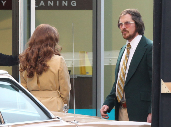 Christian Bale zmienił się nie do poznania (FOTO)