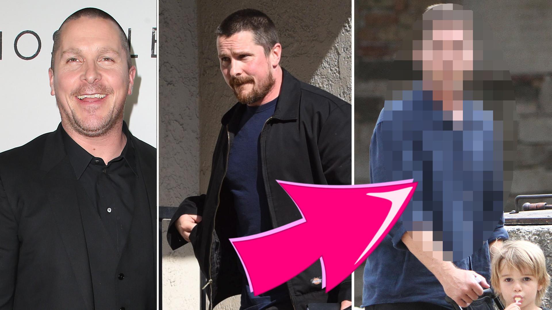 Christian Bale znów DRASTYCZNIE schudł (ZDJĘCIA)
