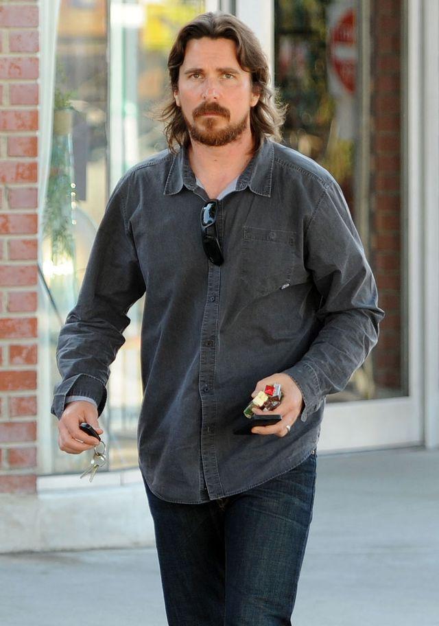 Christian Bale jednak nie zagra Steve'a Jobsa