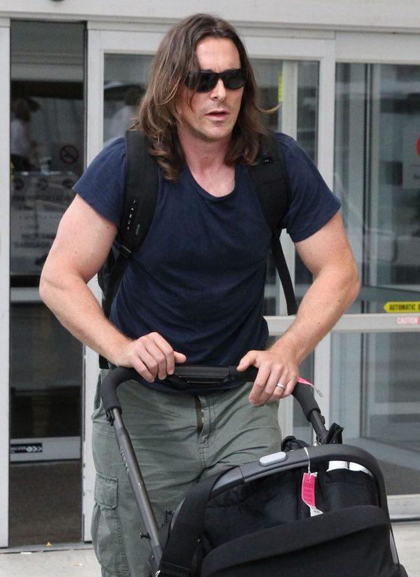 Christian Bale znów mocno przypakował (FOTO)
