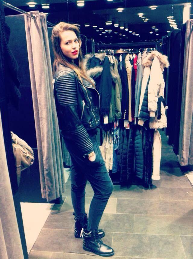 Ania Ba�on zmienia styl (FOTO)