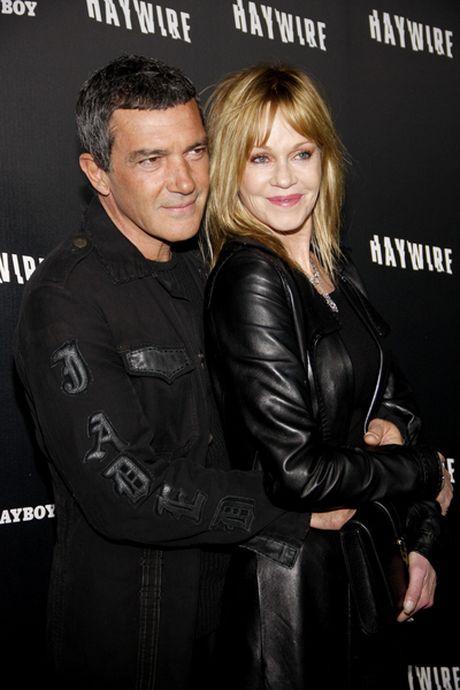 Antonio Banderas i Melanie Griffith - będzie rozwód? (FOTO)