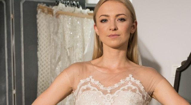 Barbara Kurdej-Szatan w sukni ślubnej (ZDJĘCIA+VIDEO)