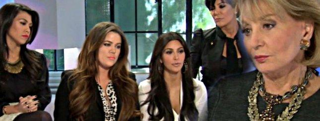 Walters do Kardashianek: Nie macie żadnych talentów!